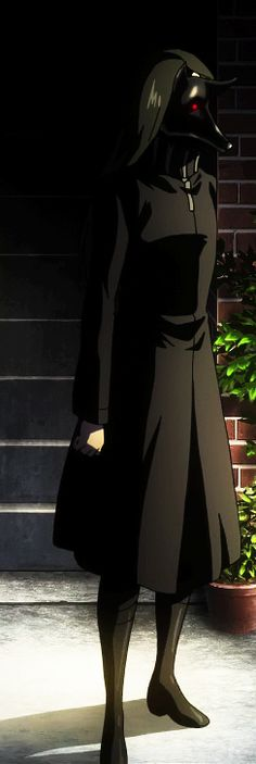 Tokyo Ghoul (Irimi Kaya - Black Dobbers)