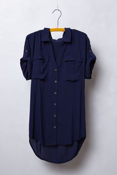 Beckett Buttondown - Anthropologie.com - $68 - great reviews