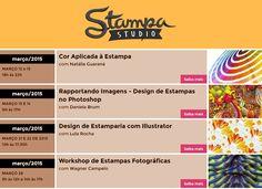 Stampa Studio   cursos e workshops   março 2015
