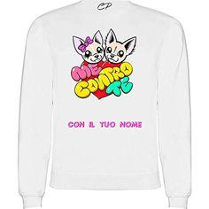 Abbigliamento E Accessori T-shirt-maglia-maglietta-me-contro-te-estate-100-cotone-lui-sofi-youtube Products Hot Sale