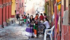 San Miguel town