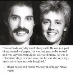 Roger Taylor/Freddie Mercury Roger Taylor/Freddie Mercury The Effective Pictures We Offer You About Musical Band equipment A quality picture can tell you many things. Queen Freddie Mercury, Freddie Mercury Quotes, John Deacon, Queen Band, Freddie Mercury Zitate, Freedie Mercury, Mercury Facts, Rainha Do Rock, Roger Taylor Queen