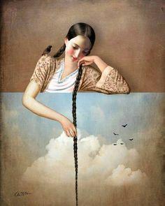 artist Catrin Welz Stein