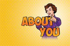 Logo en huisstijl About You