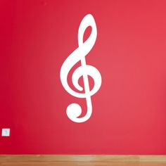 Treble-Clef-Wall-Decal-G-Clef-Wall-Sticker-Music-Symbol-Decal