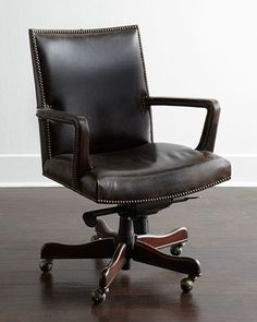 H7BRX Hooker Furniture Wingate Executive Chair