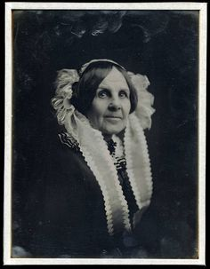 Unidentified Woman by George Eastman House, c. 1850