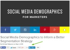 Using Social Media for Business Growth in 2015, via Sprout Social http://sproutsocial.com/insights/social-media-for-business/?utm_content=buffer1687b&utm_medium=social&utm_source=pinterest.com&utm_campaign=buffer
