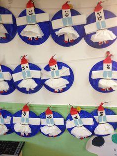 Τσολιαδακια Crafts For Kids, Greek, Kids Rugs, Education, School, Projects, Home Decor, Crafts For Children, Log Projects