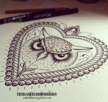 C x I x D Owl Wings by ~EdwardMiller on deviantART
