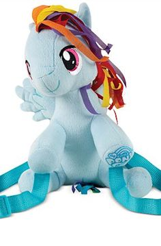 My Little Pony Backpack  http://rstyle.me/~14ykl