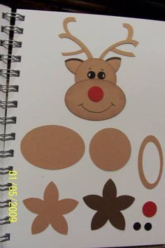 #punchart using SU punches  visit me at http://stampingwithbibiana.blogspot.com/