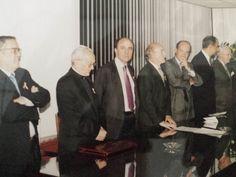 Inauguración de la Oficina de la Cámara el 30 de Mayo del 2002