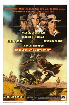 Once Upon a Time in the West (1968) / Sergio Leone
