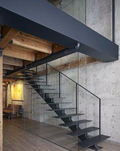 Edmonds + Lee Architects.  Rehabilitated Oriental Warehouse into Loft