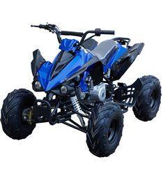 Mönkijä 110cc, sininen; GXT GA004(110ST) | Rellunkulma.fi verkkokauppa