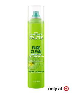 Pure Clean Dry Shampoo