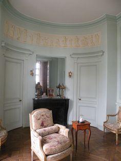 Château de Maisons-Laffitte - Boudoir du Comte d'Artois 02.
