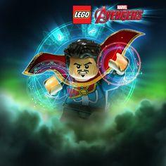 Doctor Strange DLC Added To LEGO Marvel Avengers
