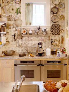 Baking Center Ideas