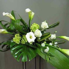 Funeral Casket Flower Spray