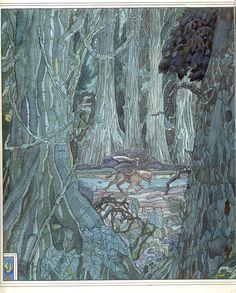 çizgili masallar: Beauty and the Beast / great children's book illustration blog