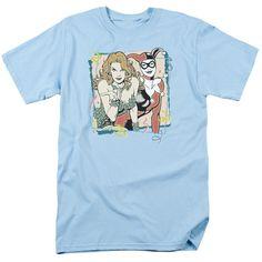 Arkham City City Knockout Premium Adult Slim Fit T-Shirt