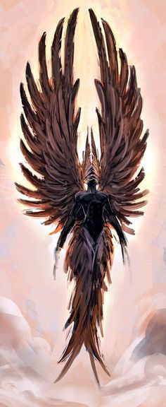 One form of Class B angel (class B is what a class C angel looks like when not posessing a body). These mostly defy the mind's ability comprehend what it sees so they kind of appear as the next closest thing in an image which leads to some pretty screwed up looking creatures.