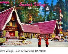 Santa's Village, Lake Arrowhead, Travel Tips, California, Cabin, Park, House Styles, Travel Advice, Cabins