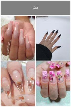 5 Nail Trends To Watch Out For This Summer diseño de uñas Largas Nail Trends, Long Nails, Watch, Summer, Fingernail Designs, Wedding Jewelry And Accessories, Clock, Summer Time, Verano