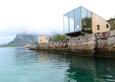 Manshausen, a dream for the Artic Circle explorers by Stinessen Arkitektur