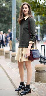 Look of the day – Diana Moldovan http://www.stylebook.de/fashion/Diana-Moldovan-536502.html