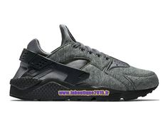 71a42eb0f639a Nike Air Huarache Run Fleece Chaussure Nike Sportswear Pas Cher Pour Homme