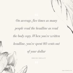 David-Ogilvy-Quote-Card-AshlynWritesCopywriting College Station, Copywriting, Seo, How To Apply, Business, Store, Business Illustration
