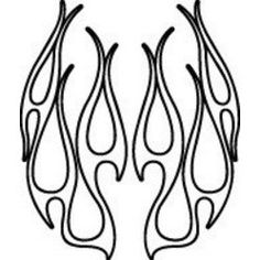 flame outline images clip art | Related Pictures fabia car back view clip art vector online royalty ...
