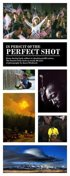 From chasing bank robbers to shooting graffiti artists, The Gazette looks back on nearly 30 years of incredible #photography by James Woodcock. Click the link for more of Woodcock's best #photos. #news #montana #billingsgazette #portrait #landscape #spotnews #election