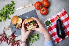 4 λαχταριστές συνταγές με χαλλούμι, για όσους το λατρεύουν - madameginger.com Sin Gluten, Avocado Egg, Avocado Toast, Pesto, Street Food, Eggs, Vegetables, Breakfast, Recipes