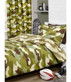Australia's largest range of Army Camouflage Kids Quilt Cover Duvet Bedding Sets and themed bedding. Double Duvet Covers, Single Duvet Cover, Army Bedroom, Kids Bedroom, Master Bedroom, Army Decor, Duvet Bedding Sets, Army Camouflage, Camouflage Bedroom