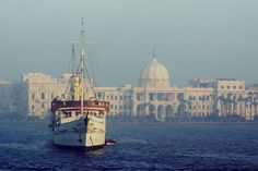 ägyptischen Hafenstadt Alexandria