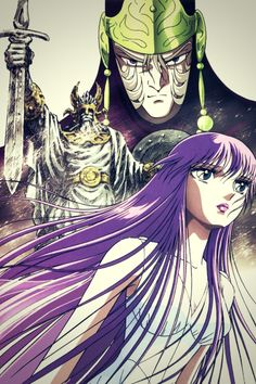 Saint Seiya: Gods Heated Battle // artwork by Shingo Araki Also know as OVA or Seinto Seiya: Kamigami No Atsuki Tatakai. Dragon Ball Gt, One Punch Man, Sailor Moon, Samurai, Anime Rules, Card Captor, Best Youtubers, Hades, Aesthetic Anime