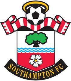 Unily Scores with Premier League Team Southampton Football Club Fc Southampton, Southampton Football, Southampton England, English Football Teams, British Football, Soccer Logo, Football Team Logos, Sports Logos, Champions League