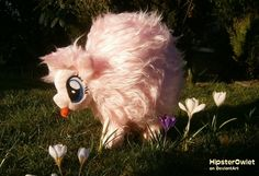 Fluffle Puff Plushie by HipsterOwlet on deviantART