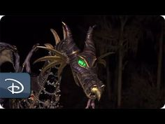First complete look at the new steampunk Maleficent dragon float for WDW. Gorgeous!