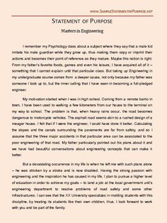 Personal Statement For Resume Inspiration Writing The Personal Statement Httpowl.english.purdue.eduowl .
