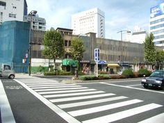 古東京靖国通り