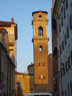 The streets of Turin, Piedmont