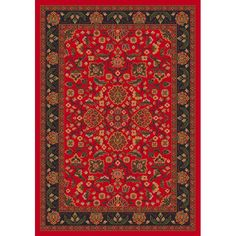 You'll love the Pastiche Abadan Currant Red Rug at Wayfair - Great Deals on all Rugs products with Free Shipping on most stuff, even the big stuff.