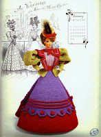 Barbie Crochet Miniatures Crafts and Stuff More: Annie Potter