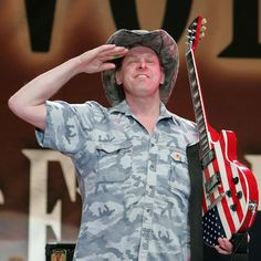 Ted Nugent, the great American!!!