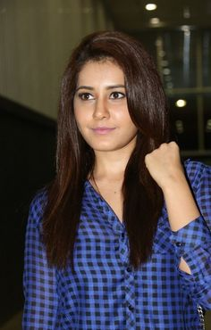 Rashi Khanna acted in a movie Bengal Tiger as a main role with Ravi Teja.